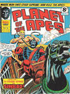 Cover for Planet of the Apes (Marvel UK, 1974 series) #38