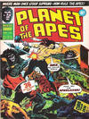 Cover for Planet of the Apes (Marvel UK, 1974 series) #25