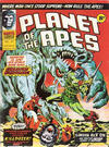 Cover for Planet of the Apes (Marvel UK, 1974 series) #21