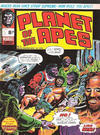 Cover for Planet of the Apes (Marvel UK, 1974 series) #4
