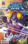 Cover Thumbnail for Mega Man (2011 series) #5 [Villain Variant: Time Man Cover Patrick Spaziante]