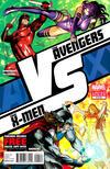 Cover for AVX Vs (Marvel, 2012 series) #4