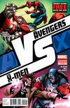 Cover for AVX Vs (Marvel, 2012 series) #2
