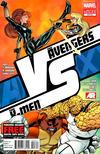 Cover for AVX Vs (Marvel, 2012 series) #3