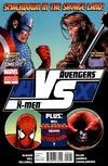 Cover for AVX Vs (Marvel, 2012 series) #2 [Variant Cover by Steve McNiven]