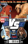Cover for AVX Vs (Marvel, 2012 series) #3 [Variant Cover by Terry Dodson]