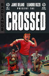Cover for Crossed Badlands (Avatar Press, 2012 series) #7 [Auxiliary Cover - Jacen Burrows]