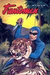 Cover for Fantomen (Semic, 1963 series) #10/1958