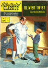 Cover Thumbnail for Illustrated Classics (1956 series) #129 - Olivier Twist