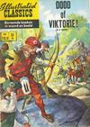 Cover for Illustrated Classics (Classics/Williams, 1956 series) #153 - Dood of viktorie!