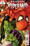 Cover for Avenging Spider-Man (Marvel, 2012 series) #7