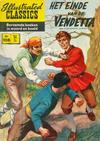 Cover for Illustrated Classics (Classics/Williams, 1956 series) #108 - Het einde van de vendetta