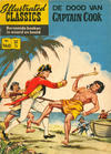 Cover for Illustrated Classics (Classics/Williams, 1956 series) #160 - De dood van Captain Cook