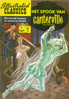 Cover for Illustrated Classics (Classics/Williams, 1956 series) #147 - Het spook van Canterville