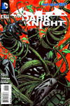 Cover for Batman: The Dark Knight (DC, 2011 series) #4 [Second Printing]