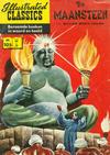 Cover for Illustrated Classics (Classics/Williams, 1956 series) #105 - De Maansteen [Prijssticker editie]