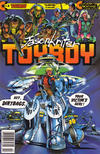 Cover for Toyboy (Continuity, 1986 series) #2 [Newsstand]