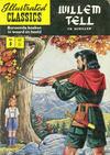 Cover for Illustrated Classics (Classics/Williams, 1956 series) #8 - Willem Tell [Prijssticker editie]