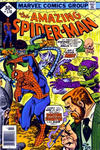 Cover for The Amazing Spider-Man (Marvel, 1963 series) #170 [Whitman Edition]