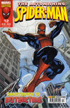 Cover for The Astonishing Spider-Man (Panini UK, 2007 series) #12