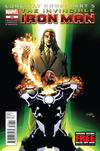 Cover for Invincible Iron Man (Marvel, 2008 series) #520