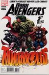 Cover for Dark Avengers (Marvel, 2012 series) #175