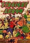 Cover for Straight Arrow (Magazine Enterprises, 1950 series) #12