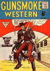 Cover for Gunsmoke Western (L. Miller & Son, 1955 series) #24