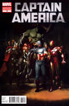Cover Thumbnail for Captain America (2011 series) #10 [Avengers Art Appreciation Variant Cover]