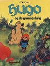 Cover for Hugo (Interpresse, 1986 series) #1 - Hugo og de grønnes krig