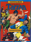 Cover for Tarzan album (Atlantic Forlag, 1977 series) #[1/1981] - Tarzan gavealbum - Diamantfeber