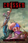 Cover for Crossed Badlands (Avatar Press, 2012 series) #9 [Torture Cover - Matt Martin]