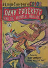 Cover for Davy Crockett and the Frontier Fighters (K. G. Murray, 1955 series) #15
