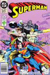 Cover for Supermán (Grupo Editorial Vid, 1986 series) #249