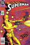 Cover for Supermán (Grupo Editorial Vid, 1986 series) #250