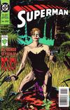 Cover for Supermán (Grupo Editorial Vid, 1986 series) #252