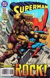 Cover for Supermán (Grupo Editorial Vid, 1986 series) #285