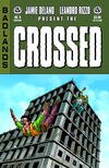 Cover for Crossed Badlands (Avatar Press, 2012 series) #9 [Auxiliary Cover - Jacen Burrows]