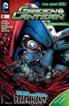 Cover for Green Lantern (DC, 2011 series) #9 [Combo-Pack]