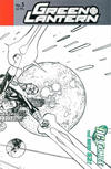 Cover for Green Lantern (DC, 2011 series) #5 [sideways wraparound cover]