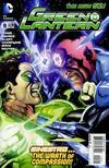 Cover Thumbnail for Green Lantern (2011 series) #9 [Gary Frank Cover]