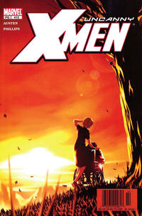 Cover Thumbnail for The Uncanny X-Men (Marvel, 1981 series) #413 [Newsstand]