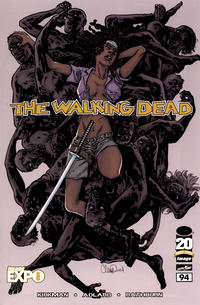 Cover Thumbnail for The Walking Dead (Image, 2003 series) #94 [Image Expo variant]
