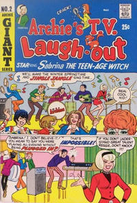 Cover Thumbnail for Archie's TV Laugh-Out (Archie, 1969 series) #2