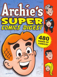 Cover Thumbnail for Archie's Super Comics Digest (Sterling Publishing Co., Inc., 2012 series) #[nn]