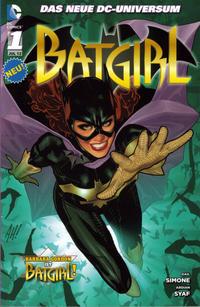 Cover Thumbnail for Batgirl (Panini Deutschland, 2012 series) #1 - Splitterregen