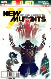 Cover Thumbnail for New Mutants (Marvel, 2009 series) #43