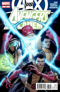 Cover Thumbnail for Avengers Academy (Marvel, 2010 series) #31
