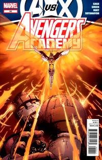 Cover Thumbnail for Avengers Academy (Marvel, 2010 series) #32