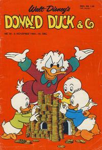 Cover Thumbnail for Donald Duck & Co (Hjemmet / Egmont, 1948 series) #45/1965